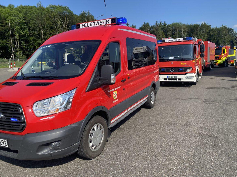 Feuerwehren aus dem Landkreis Konstanz waren in Rheinland-Pfalz im Katastrophengebiet im Einsatz