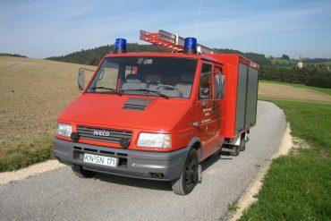 Beschaffung von drei Feuerwehrfahrzeugen