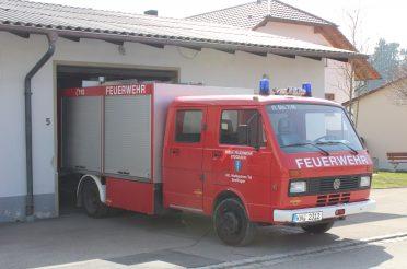Tragkraftspritzenfahrzeug TSF-W