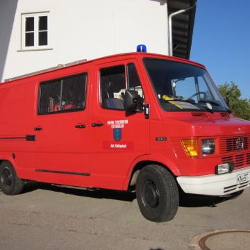 Tragkraftspritzenfahrzeug TSF