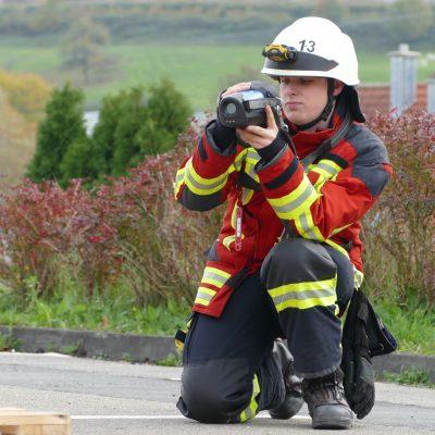Die Feuerwehr der Stadt Stockach