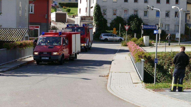 Übungsnachmittag Feuerwehr Stockach/Gesamtwehrprobe der Abteilungen
