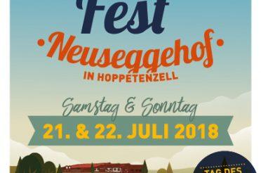 Sommerfest in Hoppetenzell