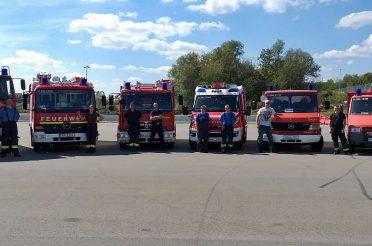 Feuerwehr Fahrsicherheitstraining