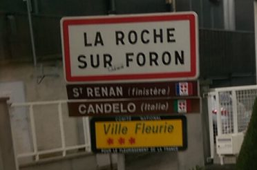 Besuch in La Roche