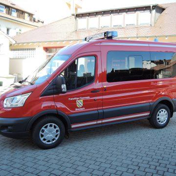 Mannschaftstransportwagen MTW