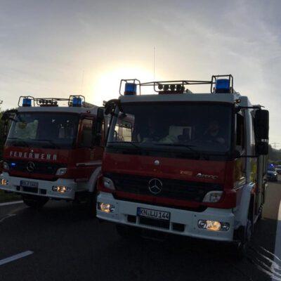 Bild: Beispielbild Feuerwehr Stockach