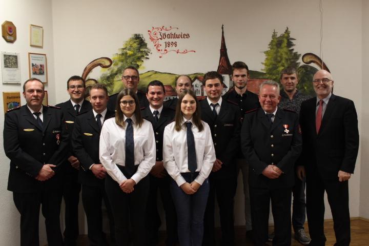 Eine kompetente und leistungsstarke Mannschaft – Jahreshauptversammlung Abt. Wahlwies