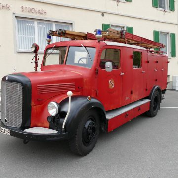 Löschgruppenfahrzeug LF 15[nicht mehr im aktiven Dienst]